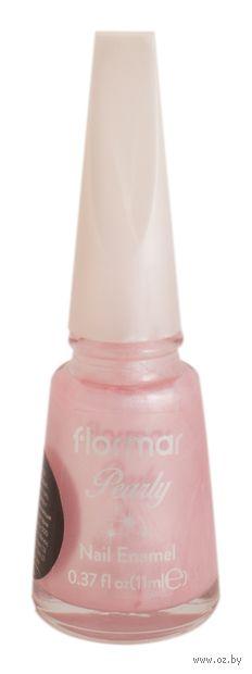 """Лак для ногтей """"Pearly Nail Enamel"""" (тон: 103, pink pearl) — фото, картинка"""