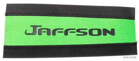"""Защита велосипедного пера """"CCS68-0003"""" (зелёная) — фото, картинка"""
