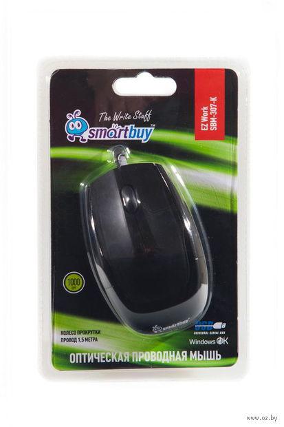Оптическая мышь SmartBuy 307 (Black)