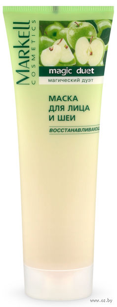Маска для лица и шеи восстанавливающая (115 г)