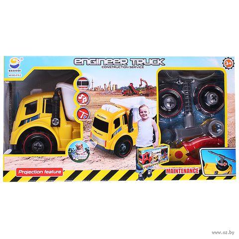 """Игровой набор """"Автомеханик"""" (арт. DV-T-807) — фото, картинка"""