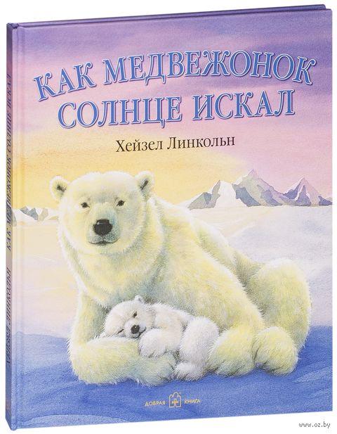 Как медвежонок солнце искал — фото, картинка