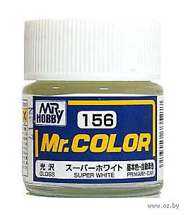 Краска Mr. Color (super white, C156)