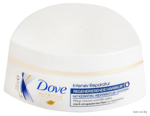 "Маска для волос DOVE Hair Therapy ""Интенсивное восстановление"" (200 мл)"