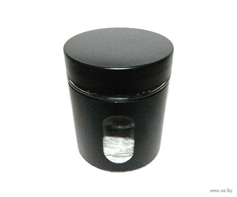 Банка для сыпучих продуктов металлическая (600 мл; арт. 61171-4B)