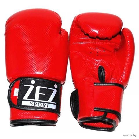 Перчатки боксёрские (12 унций; арт. 12-OZ-RING) — фото, картинка