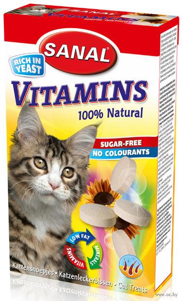 "Лакомство для кошек ""Vitamins"" (50 г) — фото, картинка"