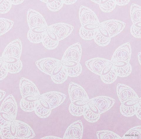 "Бумага для скрапбукинга ""Шебби-шик 10"" (150х150 мм; 5 листов) — фото, картинка"