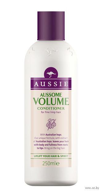 """Бальзам-ополаскиватель для волос """"Aussome Volume"""" (250 мл) — фото, картинка"""