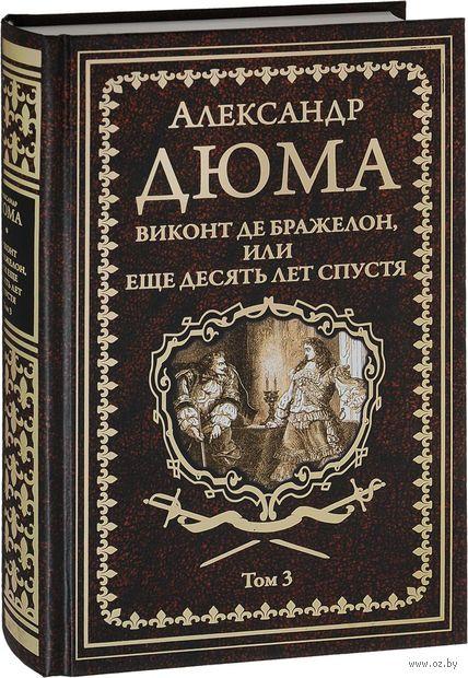 Виконт де Бражелон, или Еще десять лет спустя. В трех томах. Том 3 — фото, картинка