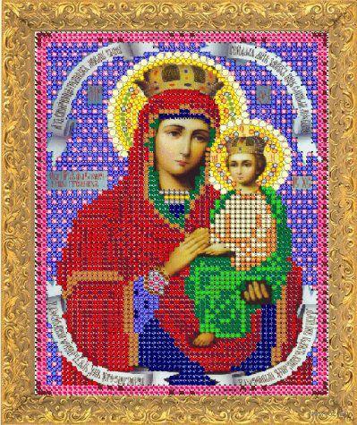 """Вышивка бисером """"Пресвятая Богородица. Споручница Грешных"""" (арт. 8408М)"""