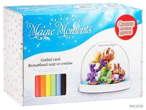 """Набор для лепки """"Создай волшебный шар со снегом. Рыбки"""" — фото, картинка"""