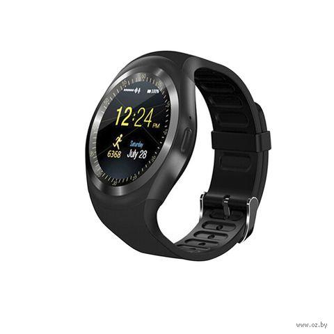 Фитнес-часы D&A F311 (черные) — фото, картинка