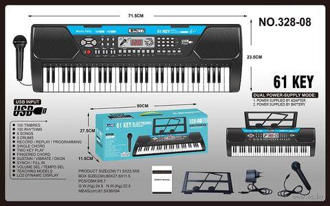 Синтезатор (арт. 328-08) — фото, картинка
