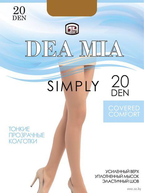 "Колготки женские классические ""Dea Mia. Simply 20"""