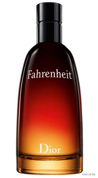 "Туалетная вода для мужчин Christian Dior ""Fahrenheit"" (100 мл) — фото, картинка"