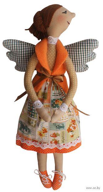 """Набор для шитья из ткани """"Милая фея"""" — фото, картинка"""