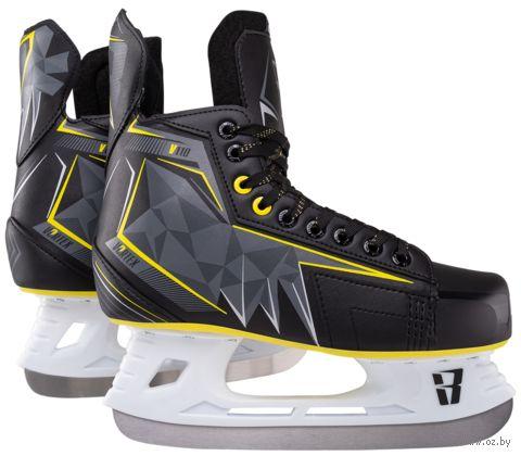 """Коньки хоккейные """"Vortex V110"""" (р. 40) — фото, картинка"""