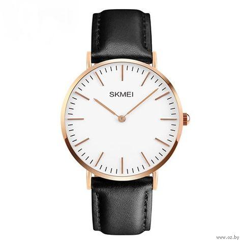 Часы наручные (чёрные; арт. SKMEI 1181-3) — фото, картинка