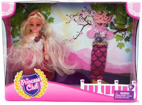 "Кукла ""Princess Club"" (12 см; арт. KW20913-2) — фото, картинка"