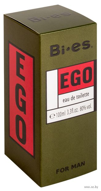 "Туалетная вода для мужчин ""Ego"" (100 мл) — фото, картинка"