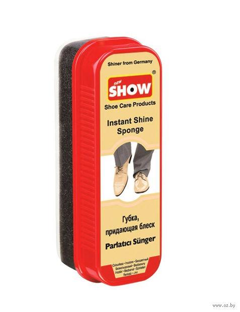 """Губка для обуви """"Стандарт"""" (бесцветная) — фото, картинка"""