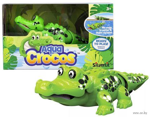 """Интерактивная игрушка """"Аква крокодильчик"""" — фото, картинка"""