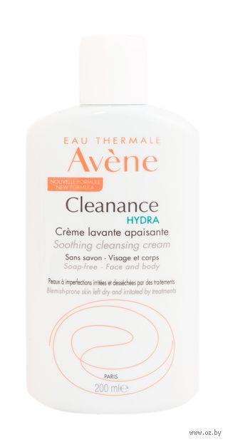 """Крем для лица """"Cleanance Hydra. Очищающий и успокаивающий"""" (200 мл) — фото, картинка"""