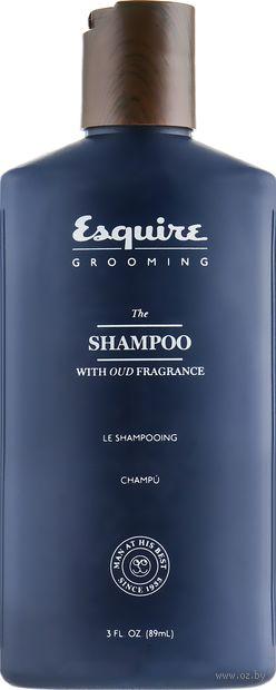 """Шампунь для волос """"Esquire"""" (89 мл) — фото, картинка"""