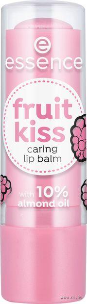 """Бальзам для губ """"Fruit Kiss"""" тон: 01, raspberry dream — фото, картинка"""