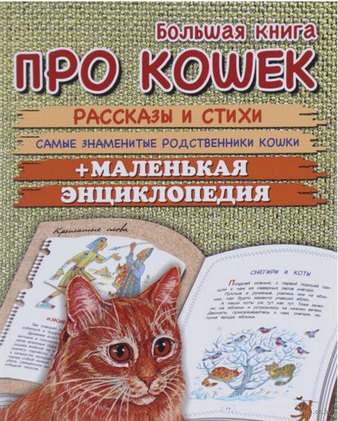 Большая книга про кошек — фото, картинка