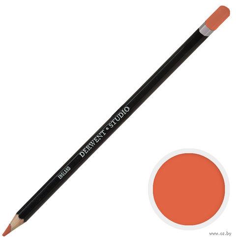 Карандаш цветной Studio 13 (киноварь бледная)