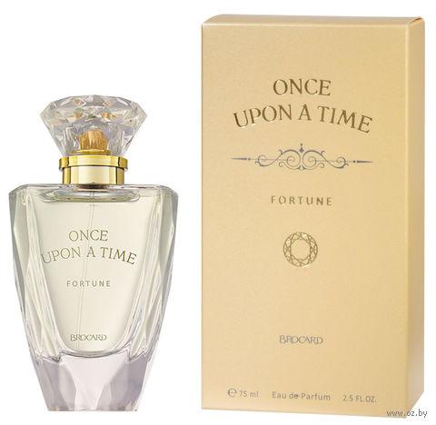 "Парфюмерная вода для женщин ""Once Upon A Time. Fortune"" (75 мл) — фото, картинка"
