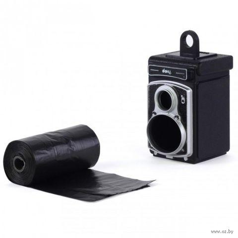"""Подвеска-сейф для ошейника """"Rolldog"""" (черная)"""