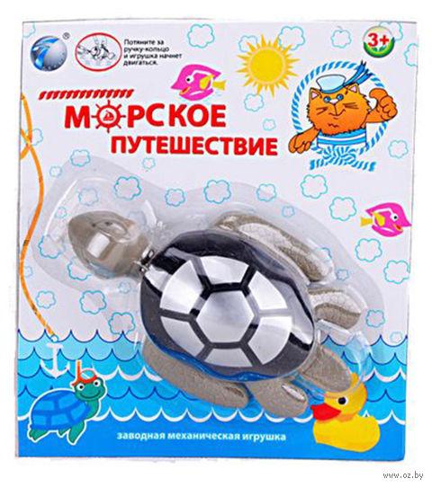 """Заводная игрушка для купания """"Морское путешествие"""" (арт. YS1378-9H)"""