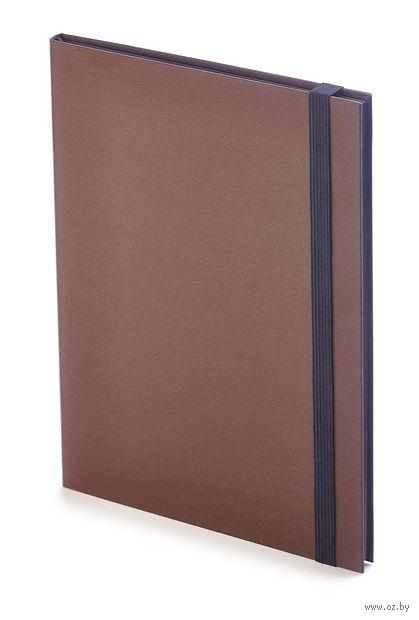 """Еженедельник недатированный """"Tango"""" (B5; коричневый) — фото, картинка"""