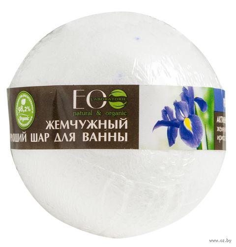 """Шарик для ванны """"Ирис и пассифлора"""" (220 г) — фото, картинка"""