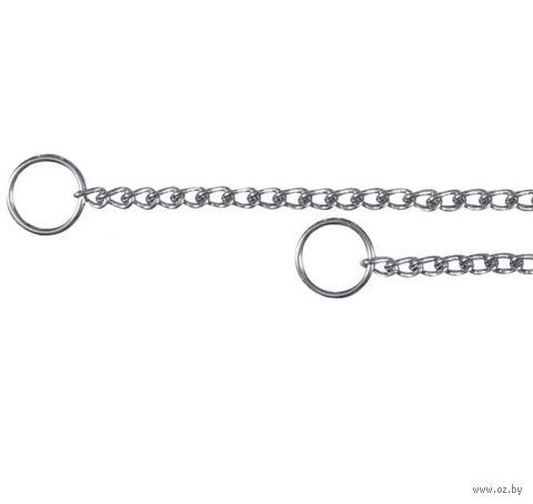"""Ошейник-цепочка одинарный для собак """"TRIXIE"""" (60 см; арт. 2193)"""