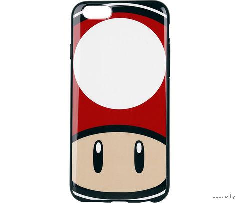 Чехол для Apple iPhone 6/6s Mushroom
