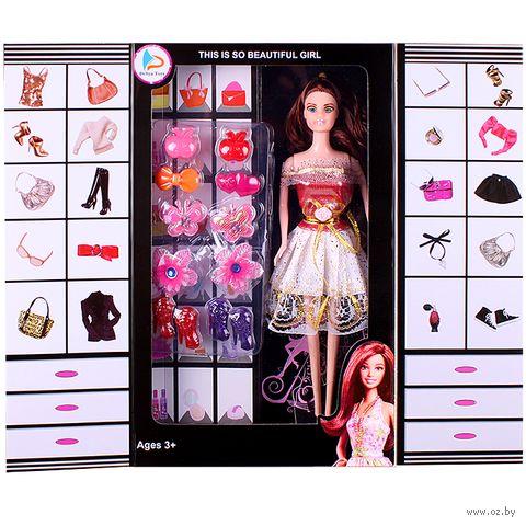"Кукла ""Accessories"" (арт. DV-T-1084; в ассортименте) — фото, картинка"