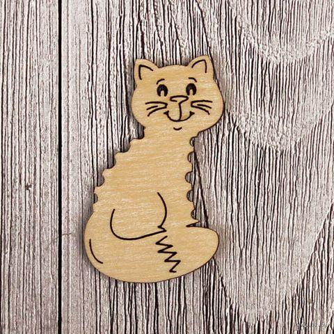 """Бобина для ниток """"Кот"""" — фото, картинка"""