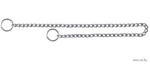 "Ошейник-цепочка одинарный для собак ""Choke Chain"" (65 см; арт. 2194)"