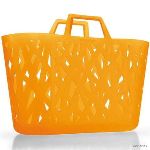 """Корзина """"Nestbasket"""" (neon orange)"""