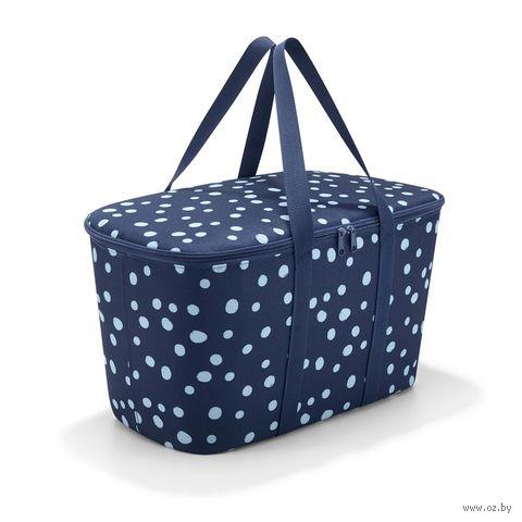 "Термосумка ""Coolerbag"" (spots navy)"