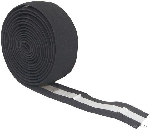 Обмотка велосипедного руля (черная; арт. 38005) — фото, картинка