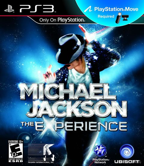 Michael Jackson: The Experience (только для PS Move) (PS3)