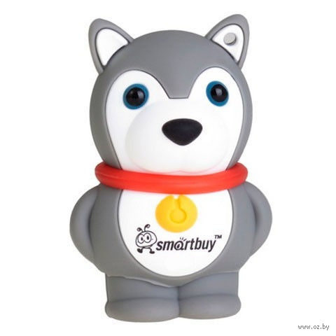 USB Flash Drive 16Gb SmartBuy Wild series (Dog)