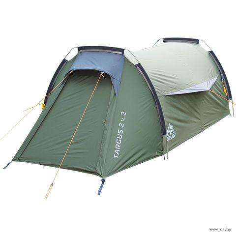"Палатка ""Targus 2 v.2"" (зелёная) — фото, картинка"