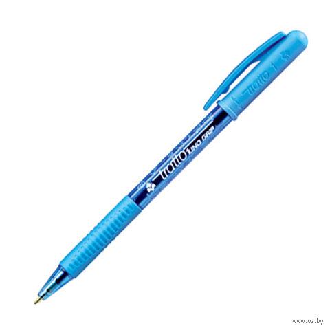 """Ручка шариковая """"TRATTO"""" (голубой стержень)"""