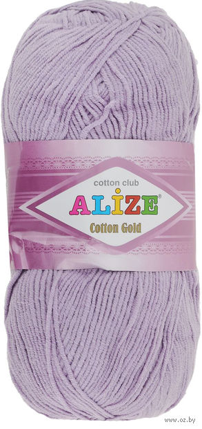 "Пряжа ""ALIZE. Cotton Gold №166"" (100 г; 330 м) — фото, картинка"